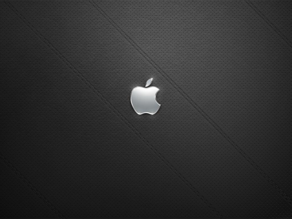 Apple iPad Wallpaper - Leather