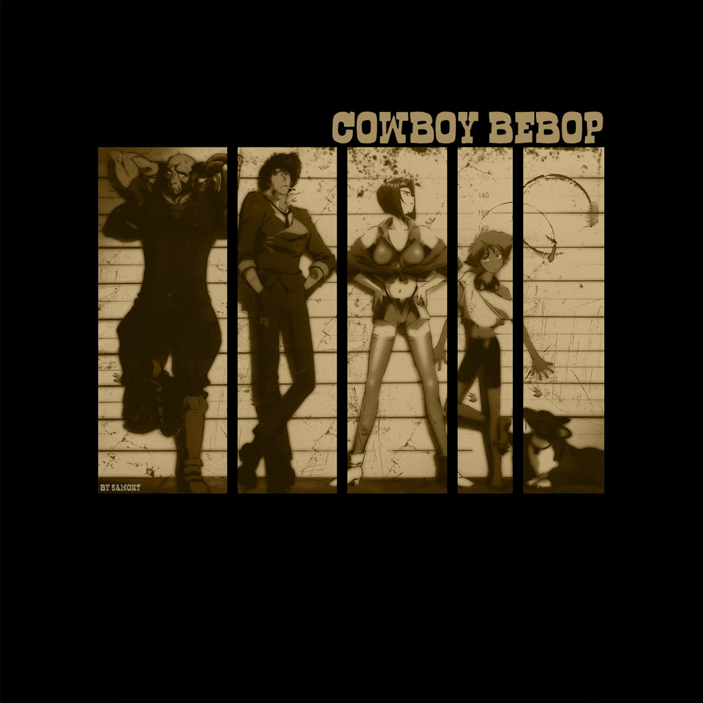 Cowboy Bebop Crew