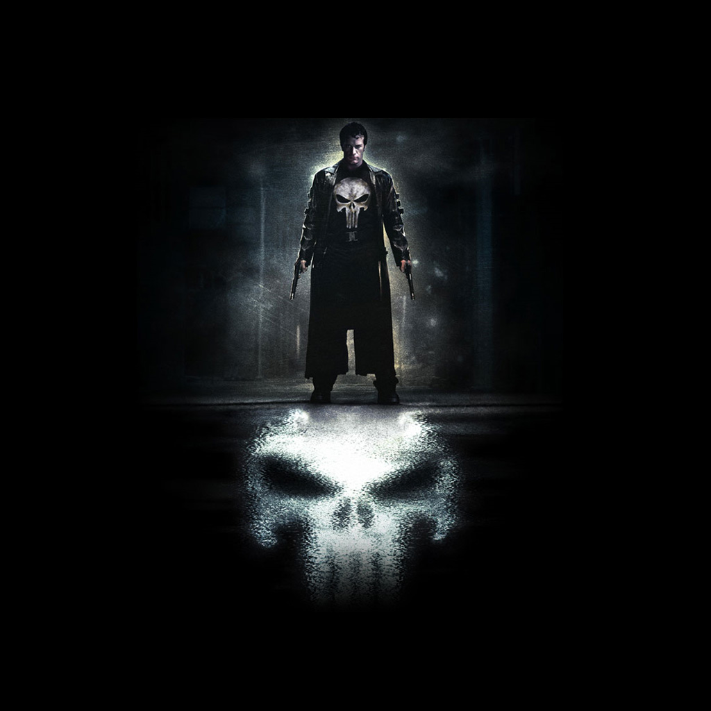 Punisher iPad wallpaper