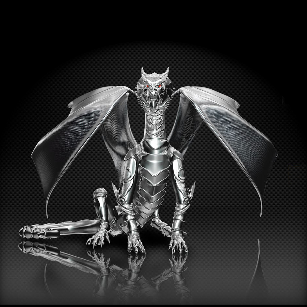 Photo Metal Dragon In The Album 3D Wallpapers By Wot Fan