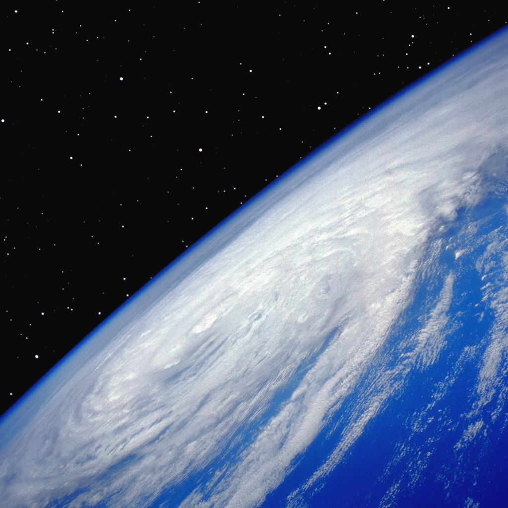 Earth Horizon - Apple OS Wallpaper