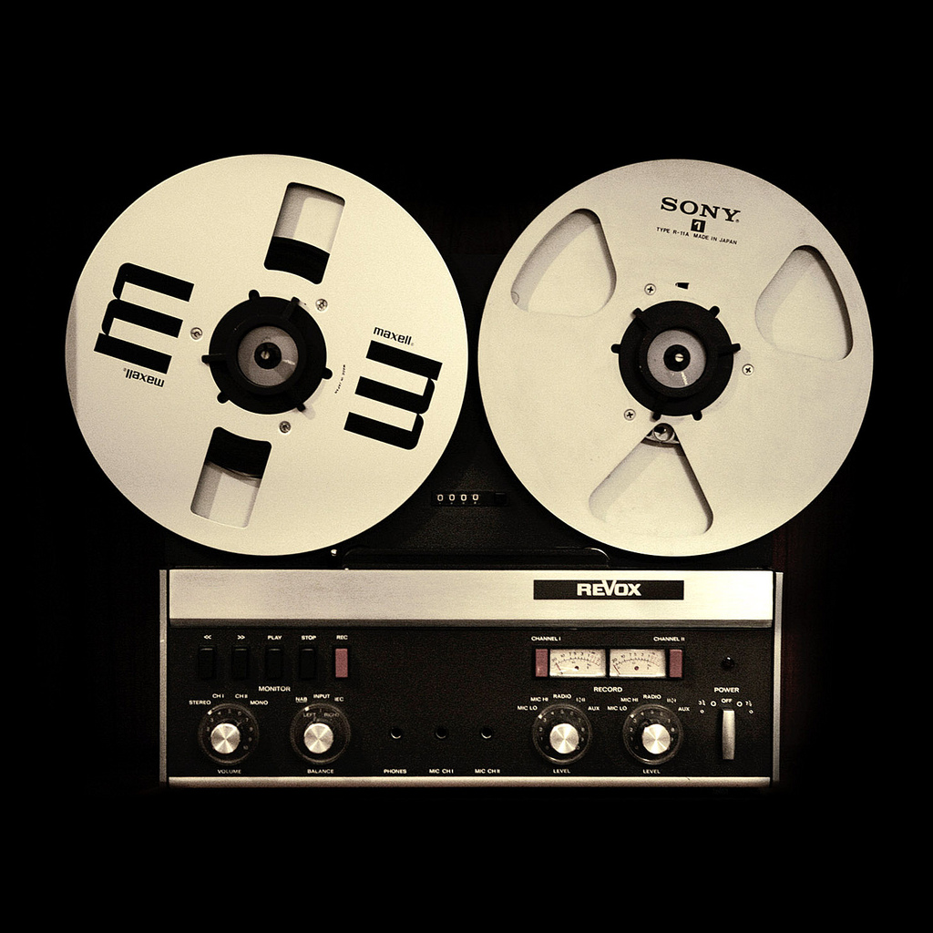 Revox Tape Recorder by Jens Karlsson