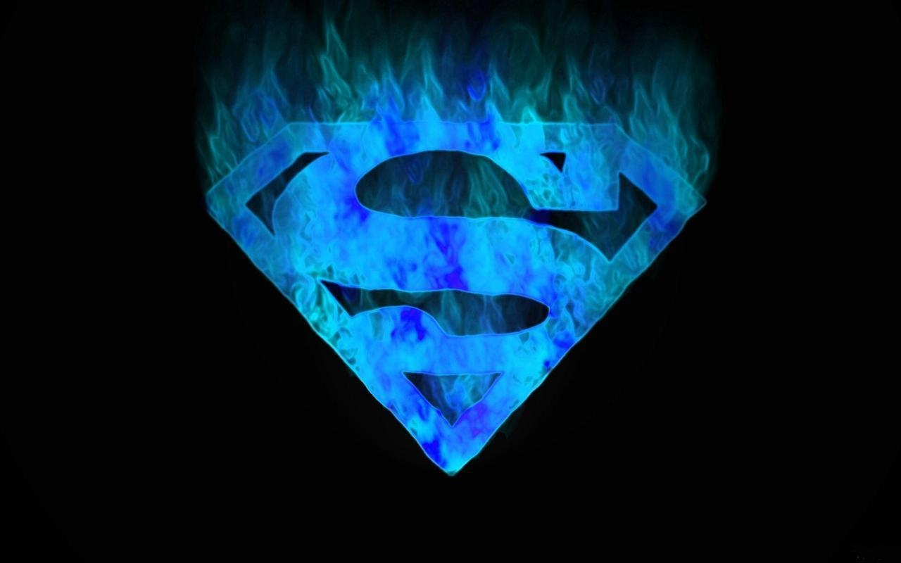 supermanblueflames
