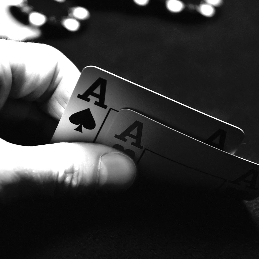 """Photo """"Poker Aces"""" In The Album """"Sports Wallpapers"""" By"""