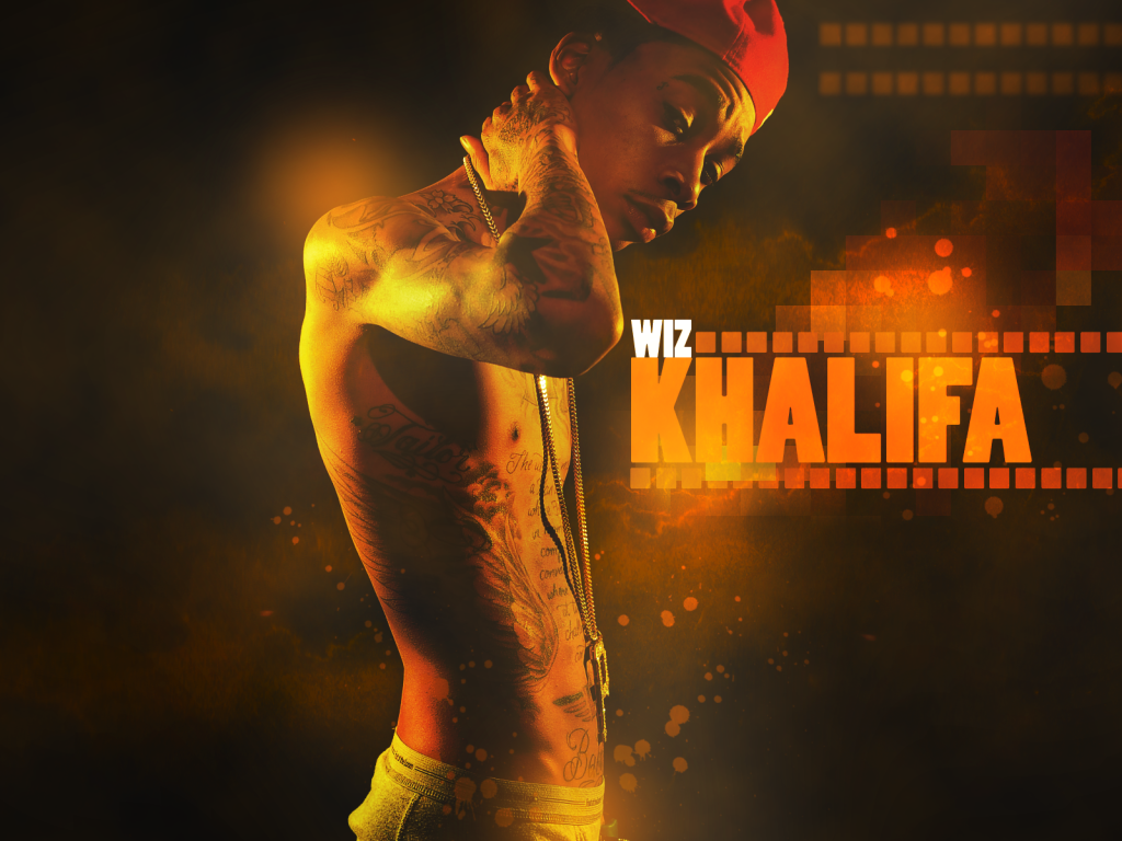 Wiz Khalifa Orange