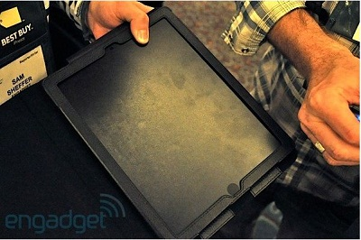 iPad 2 case CES