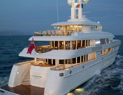 pdiddy yacht