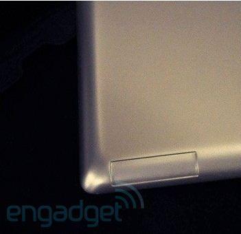 iPad 2 SD card slot