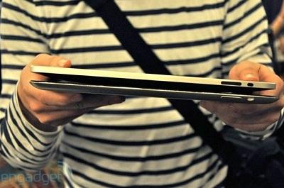 iPad 2 RAM