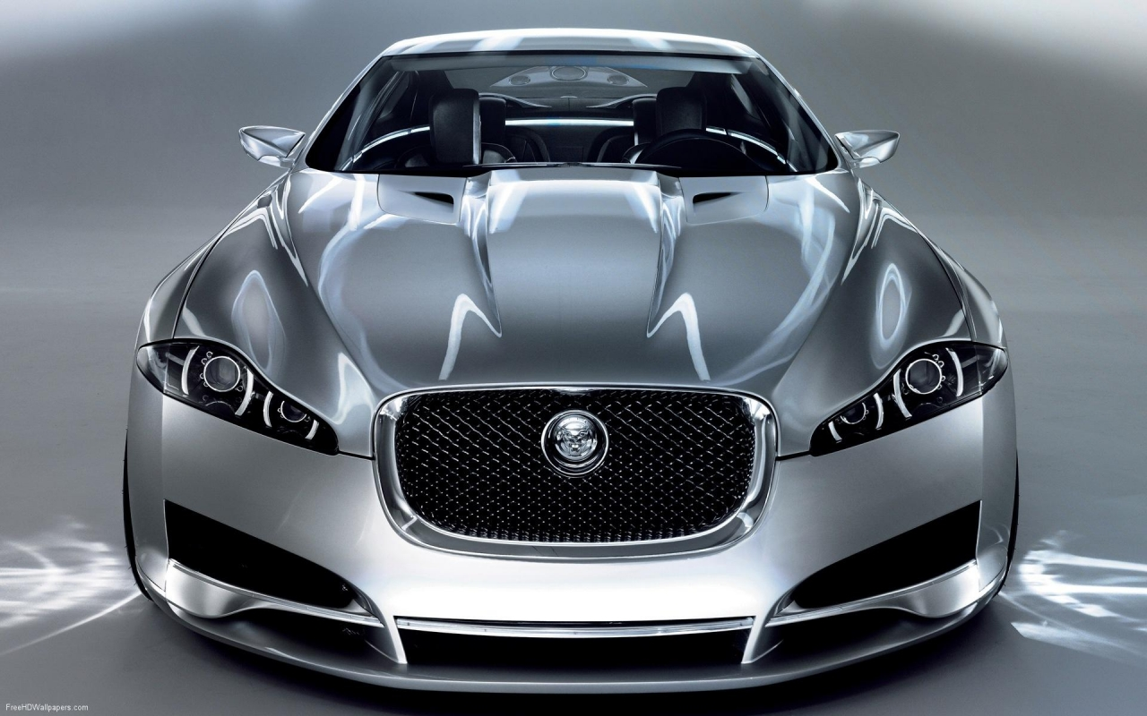 Jaguar-C-XF-1 HD Wallpaper