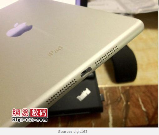 iPad mini housing