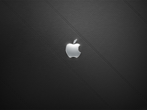Apple iPad Wallpaper - Leather